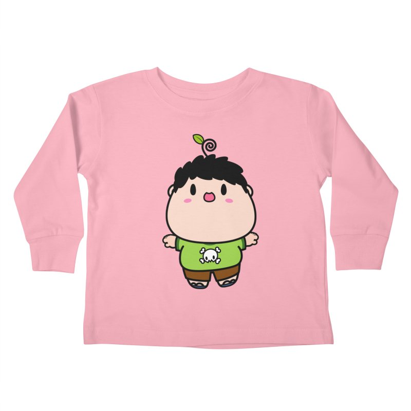 nasu boy Kids Toddler Longsleeve T-Shirt by Ziqi - Monster Little