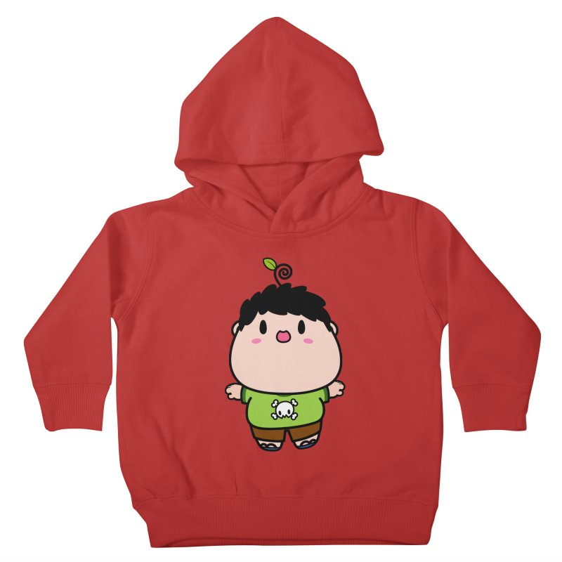 nasu boy Kids Toddler Pullover Hoody by Ziqi - Monster Little