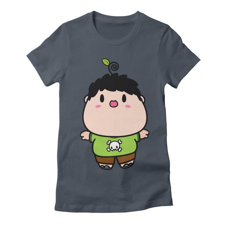 nasu boy Women's T-Shirt by Ziqi - Monster Little