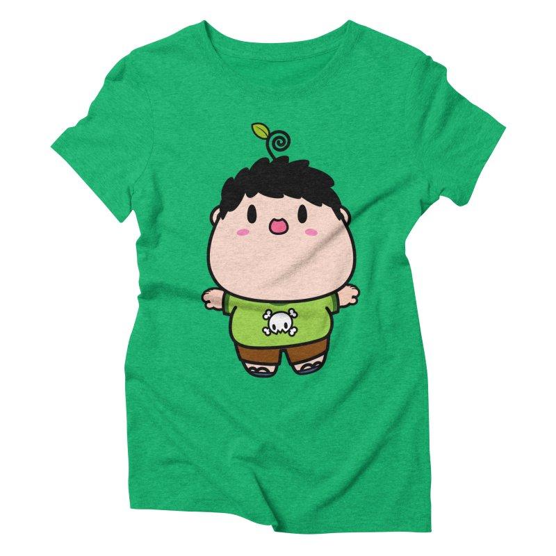 nasu boy Women's Triblend T-Shirt by Ziqi - Monster Little