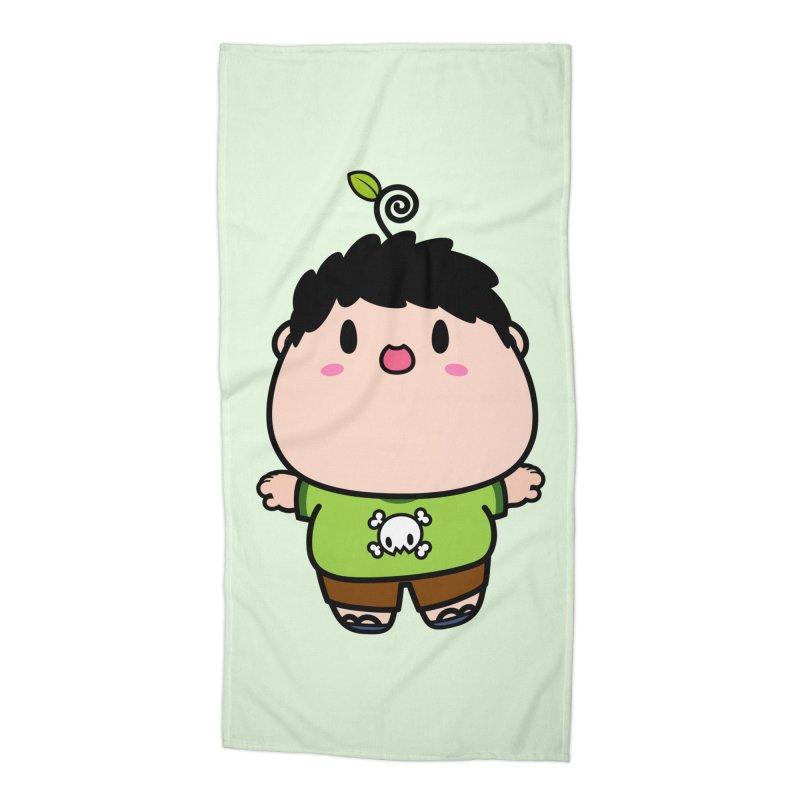 nasu boy Accessories Beach Towel by Ziqi - Monster Little