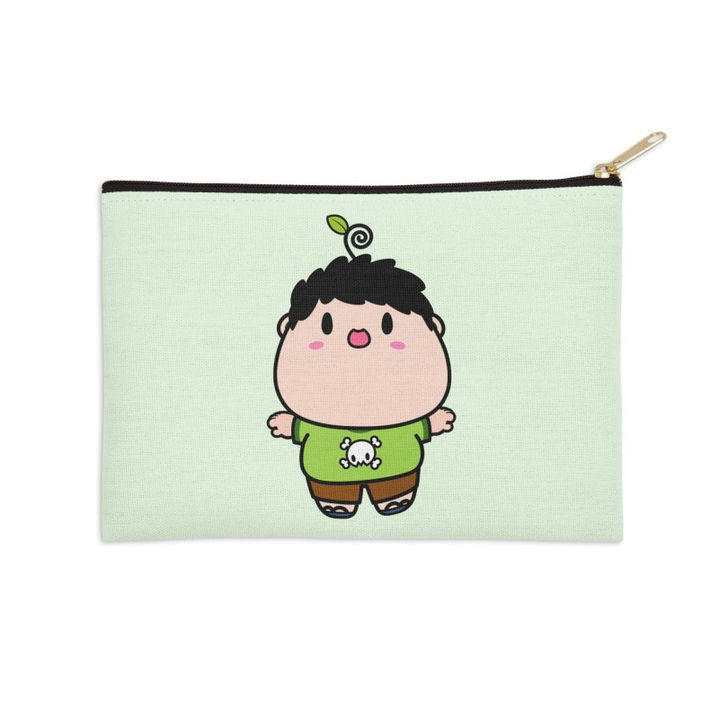 nasu boy Accessories Zip Pouch by Ziqi - Monster Little