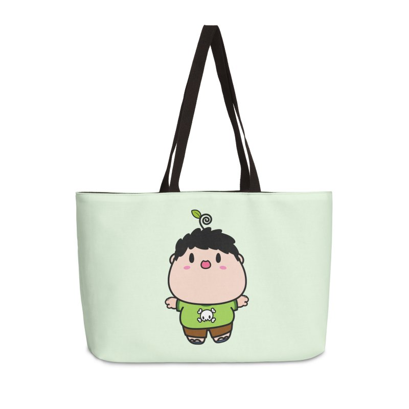 nasu boy Accessories Weekender Bag Bag by Ziqi - Monster Little