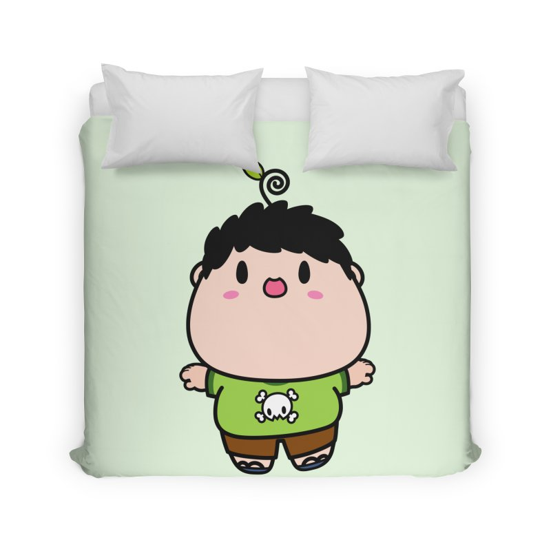 nasu boy Home Duvet by Ziqi - Monster Little