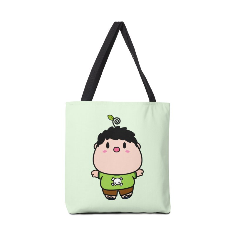 nasu boy Accessories Tote Bag Bag by Ziqi - Monster Little