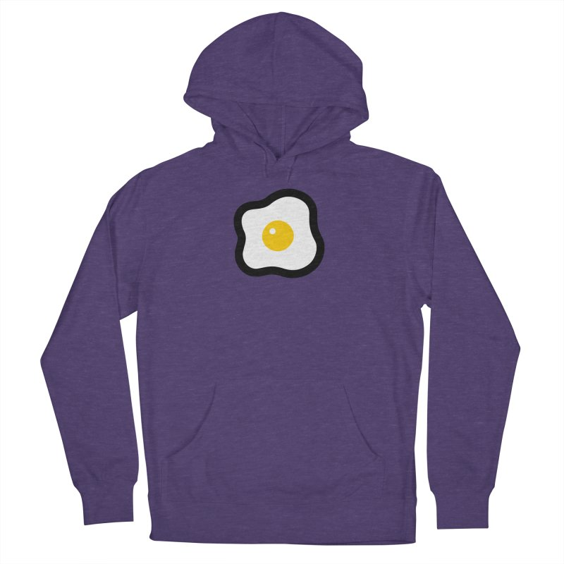sunny side up! Men's French Terry Pullover Hoody by Ziqi - Monster Little