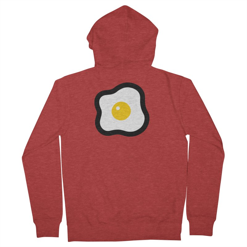 sunny side up! Women's Zip-Up Hoody by Ziqi - Monster Little