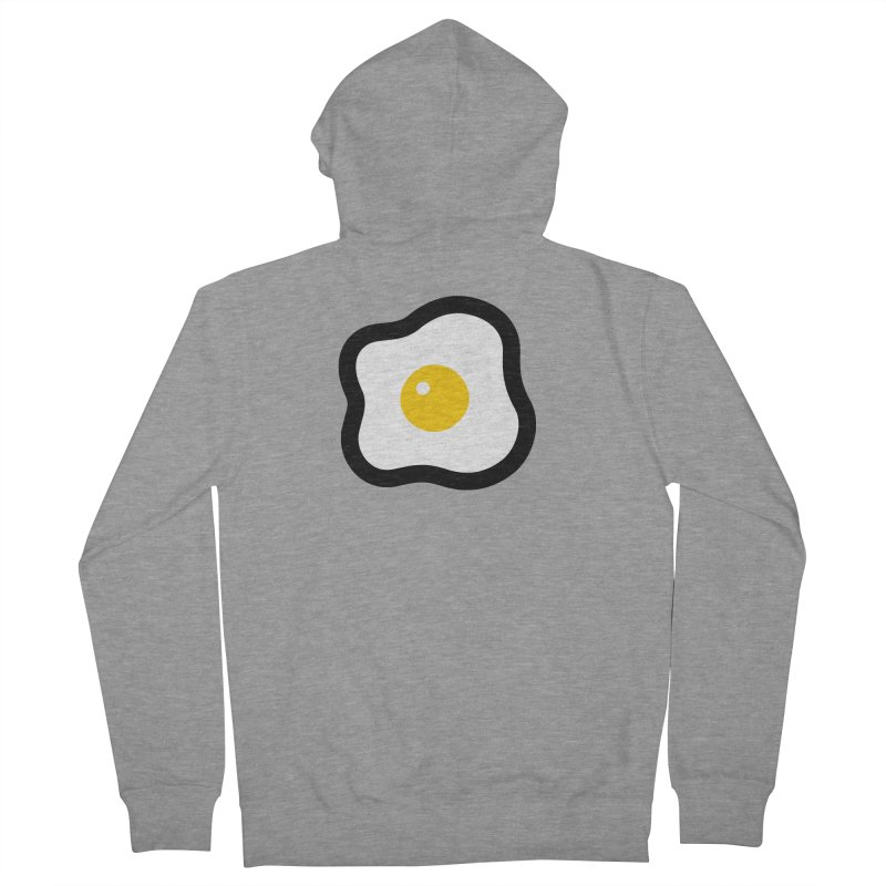 sunny side up! Men's Zip-Up Hoody by Ziqi - Monster Little