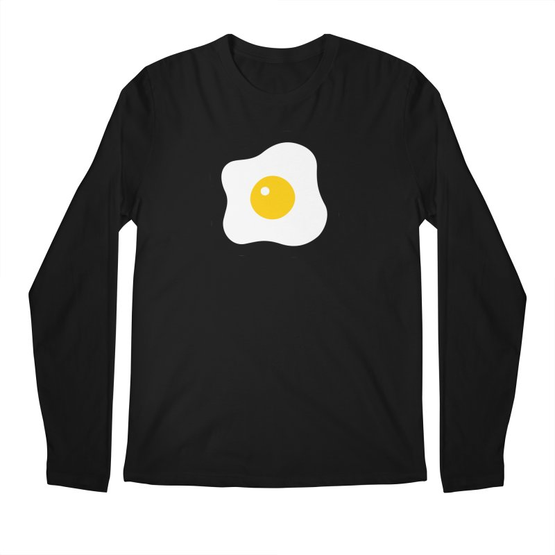 sunny side up! Men's Regular Longsleeve T-Shirt by Ziqi - Monster Little