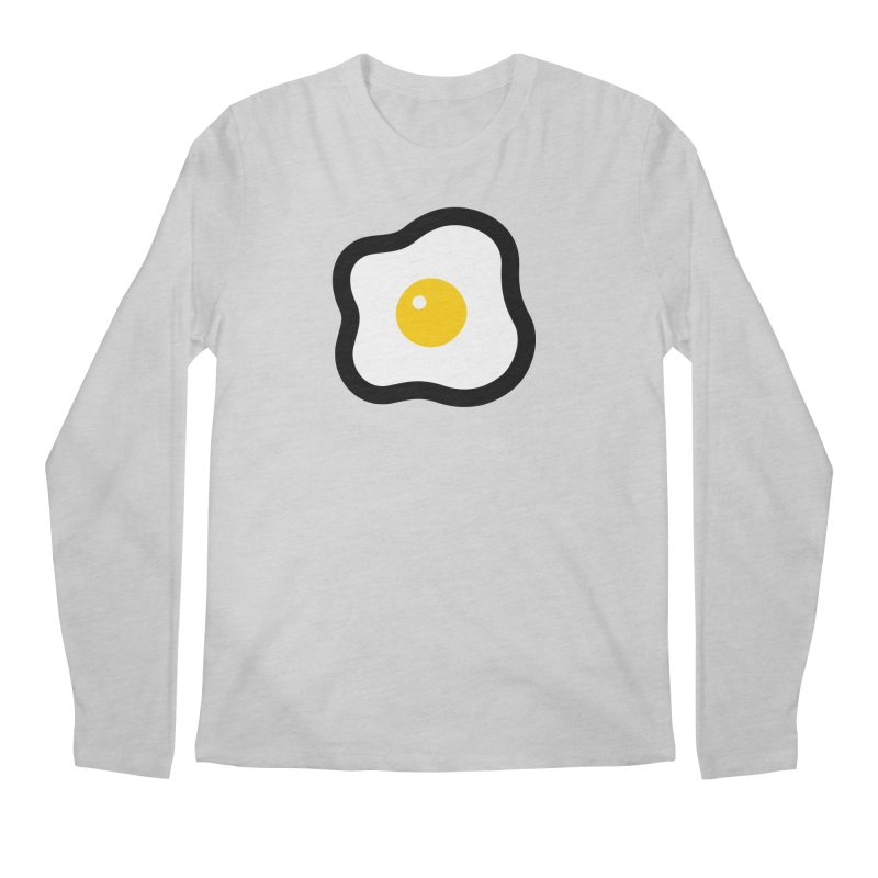 sunny side up! Men's Longsleeve T-Shirt by Ziqi - Monster Little