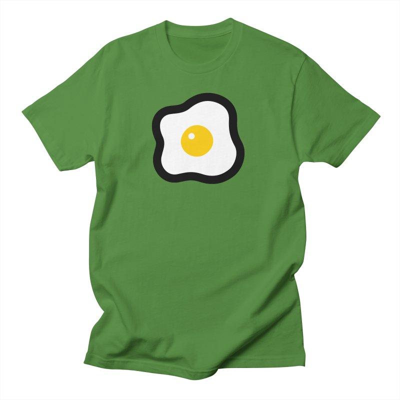 sunny side up! Men's Regular T-Shirt by Ziqi - Monster Little
