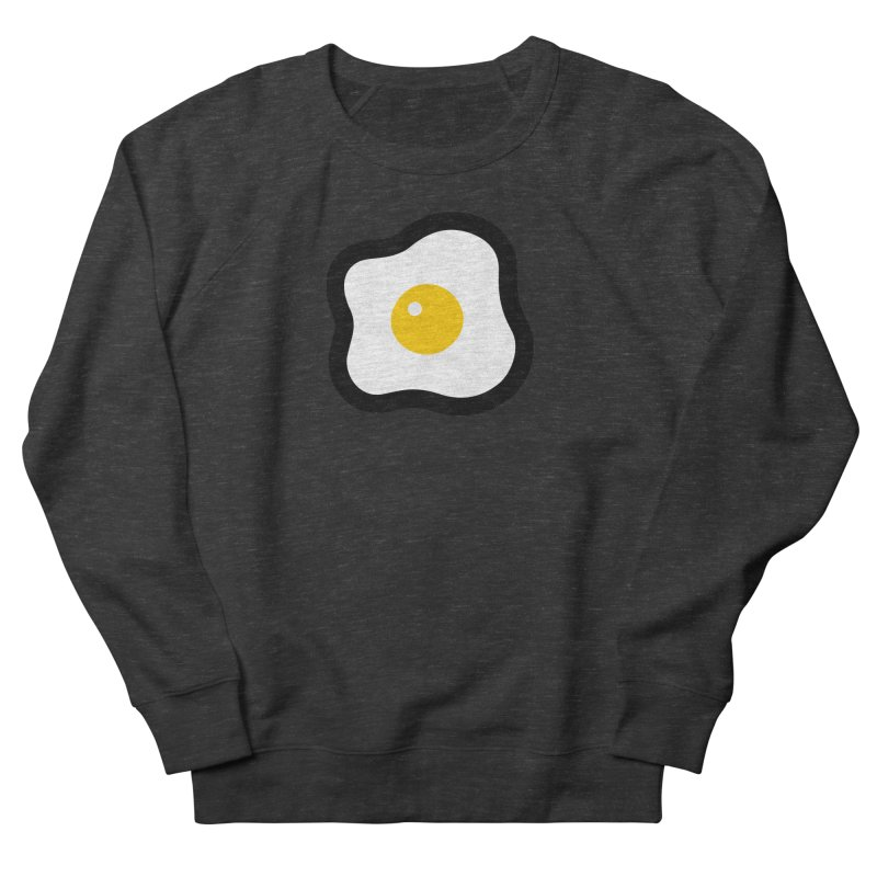 sunny side up! Women's French Terry Sweatshirt by Ziqi - Monster Little