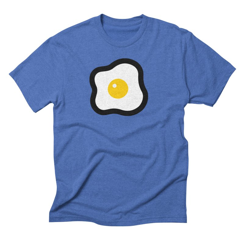 sunny side up! Men's Triblend T-Shirt by Ziqi - Monster Little