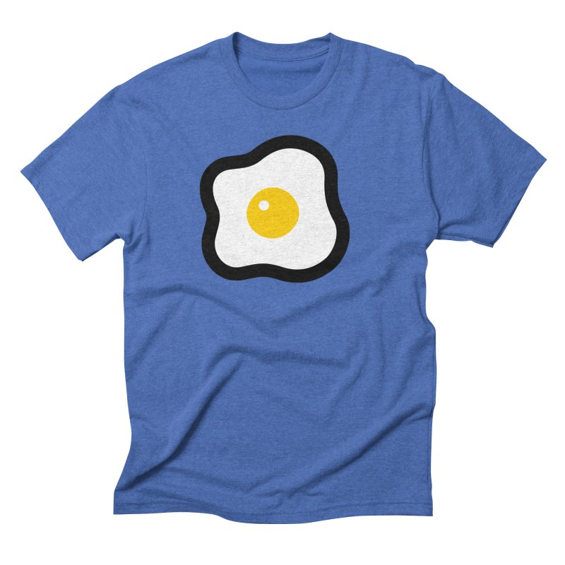 sunny side up! Men's Triblend T-shirt by Ziqi - Monster Little