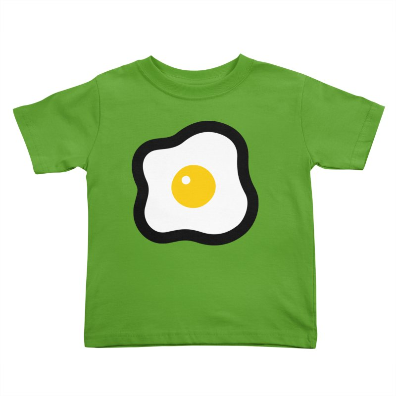 sunny side up! Kids Toddler T-Shirt by Ziqi - Monster Little