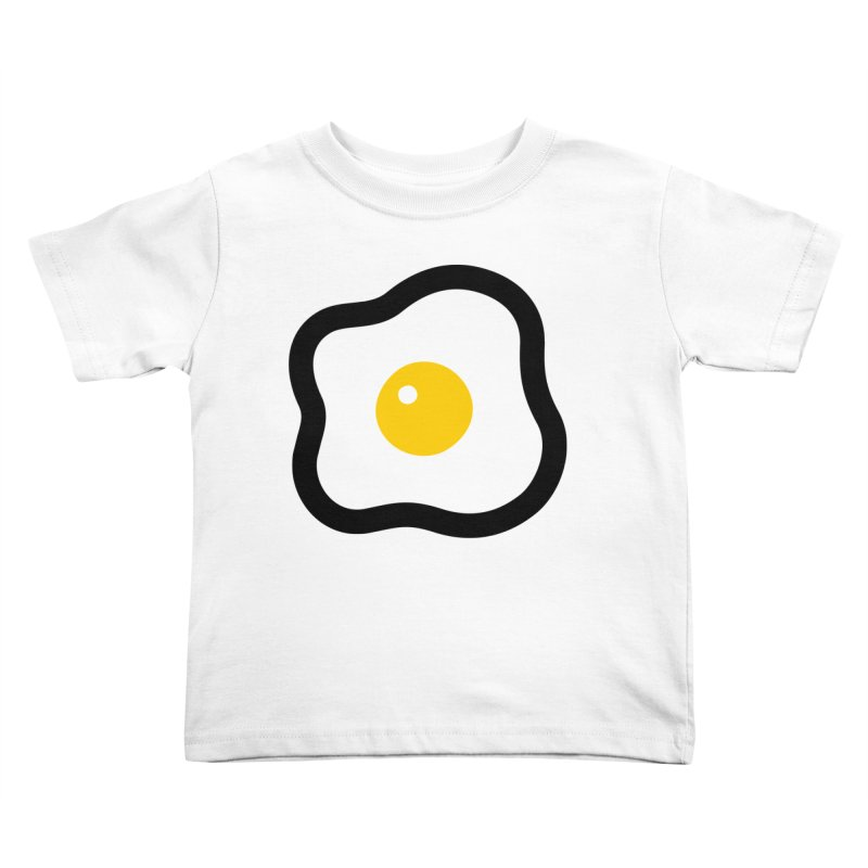 sunny side up! Kids Toddler T-Shirt by Ziqi - Monster Little