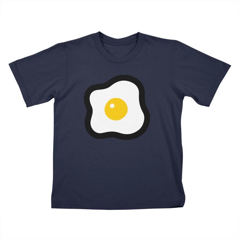 sunny side up! Kids T-Shirt by Ziqi - Monster Little