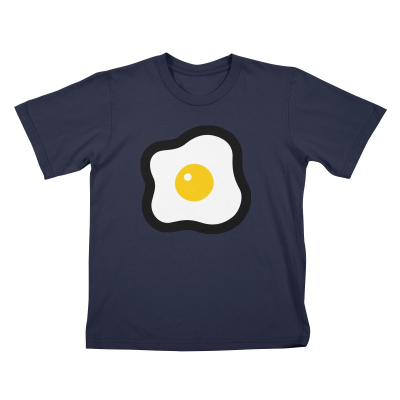sunny side up! Kids T-Shirt by Ziqi - Monster Little