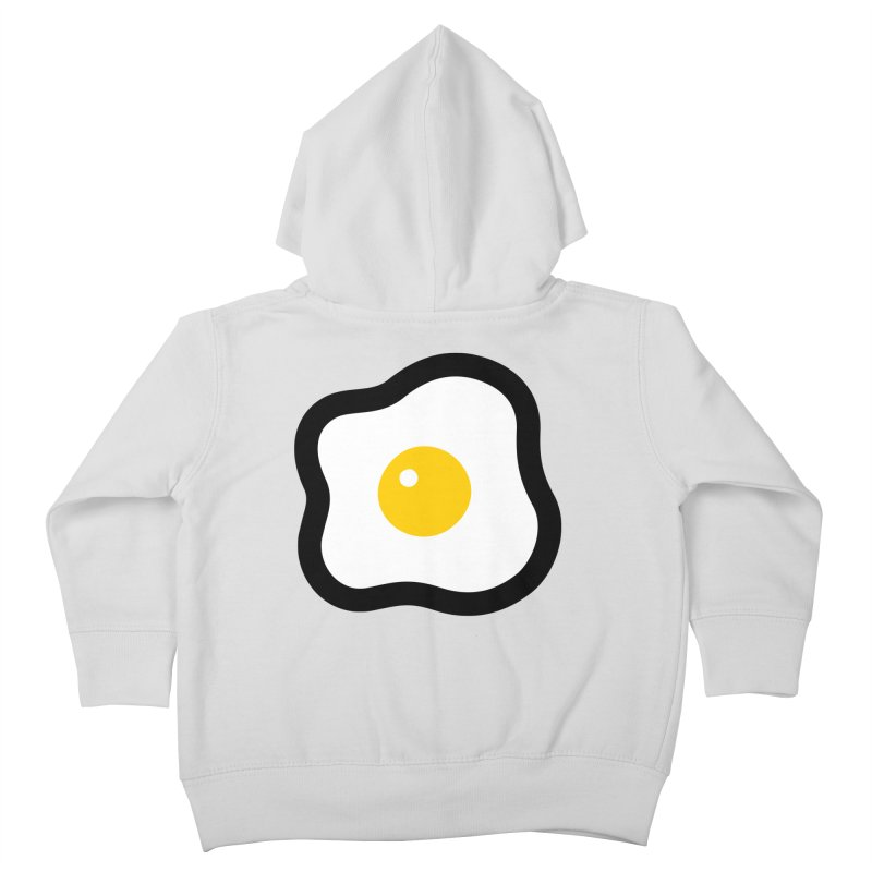 sunny side up! Kids Toddler Zip-Up Hoody by Ziqi - Monster Little