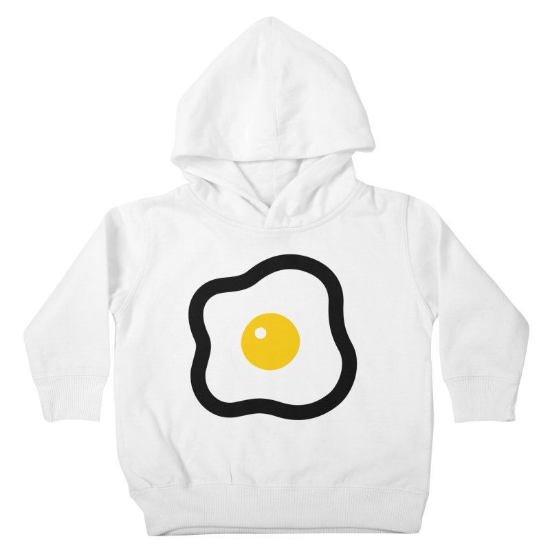 sunny side up! Kids Toddler Pullover Hoody by Ziqi - Monster Little