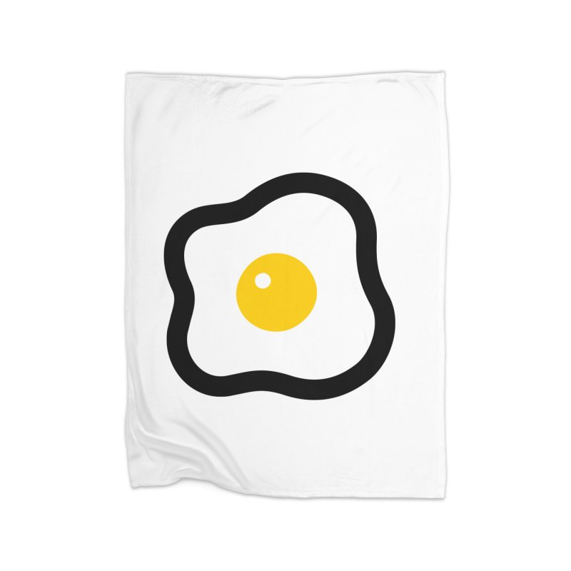 sunny side up! Home Blanket by Ziqi - Monster Little