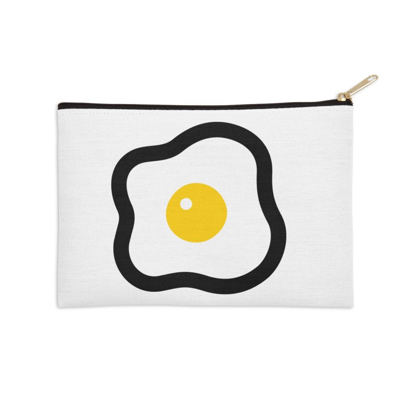 sunny side up! Accessories Zip Pouch by Ziqi - Monster Little