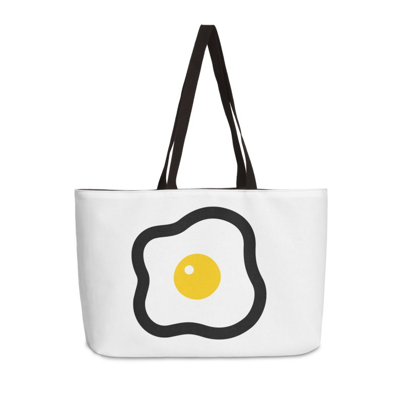 sunny side up! Accessories Weekender Bag Bag by Ziqi - Monster Little
