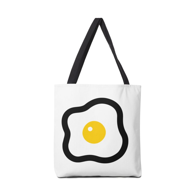 sunny side up! Accessories Tote Bag Bag by Ziqi - Monster Little