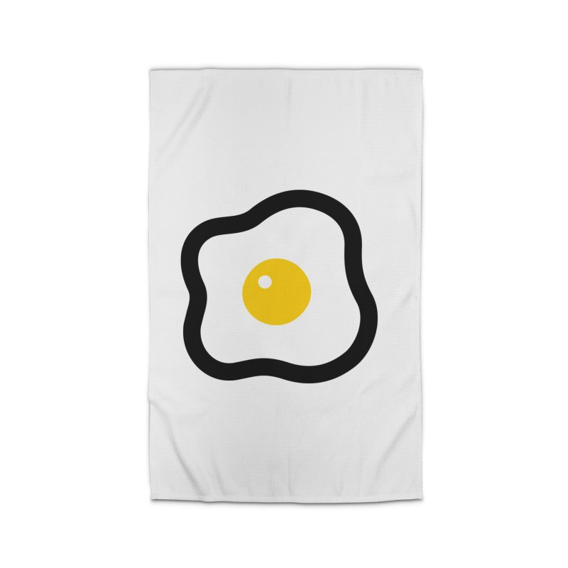 sunny side up! Home Rug by Ziqi - Monster Little