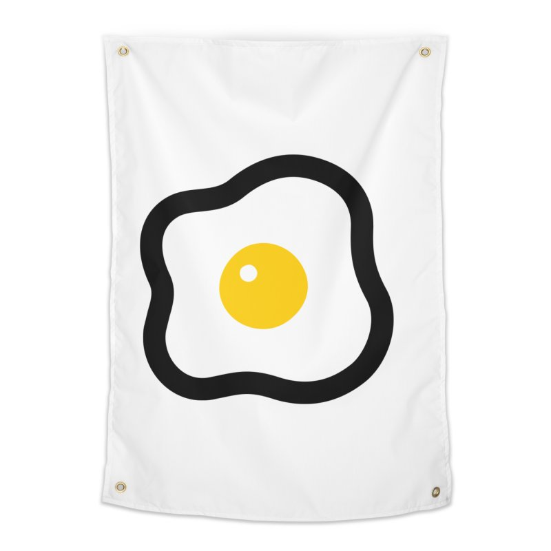 sunny side up! Home Tapestry by Ziqi - Monster Little
