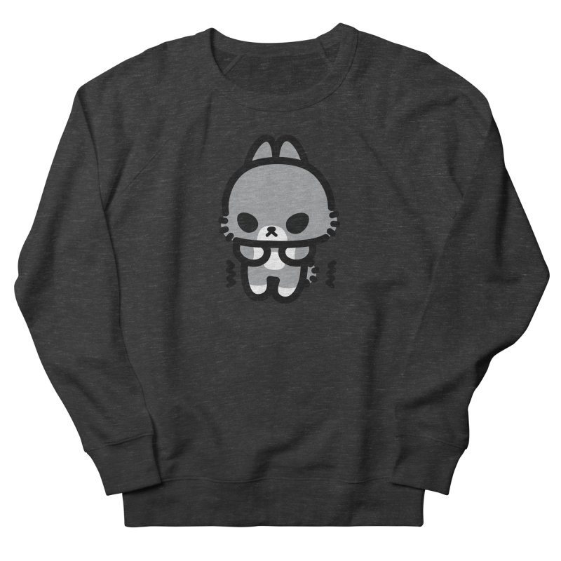 scaredy scaredy grey bunny Women's Sweatshirt by Ziqi - Monster Little