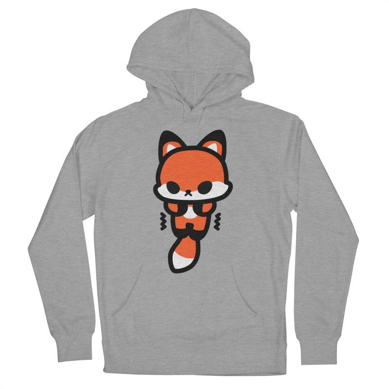 scaredy scaredy fox Women's Pullover Hoody by Ziqi - Monster Little