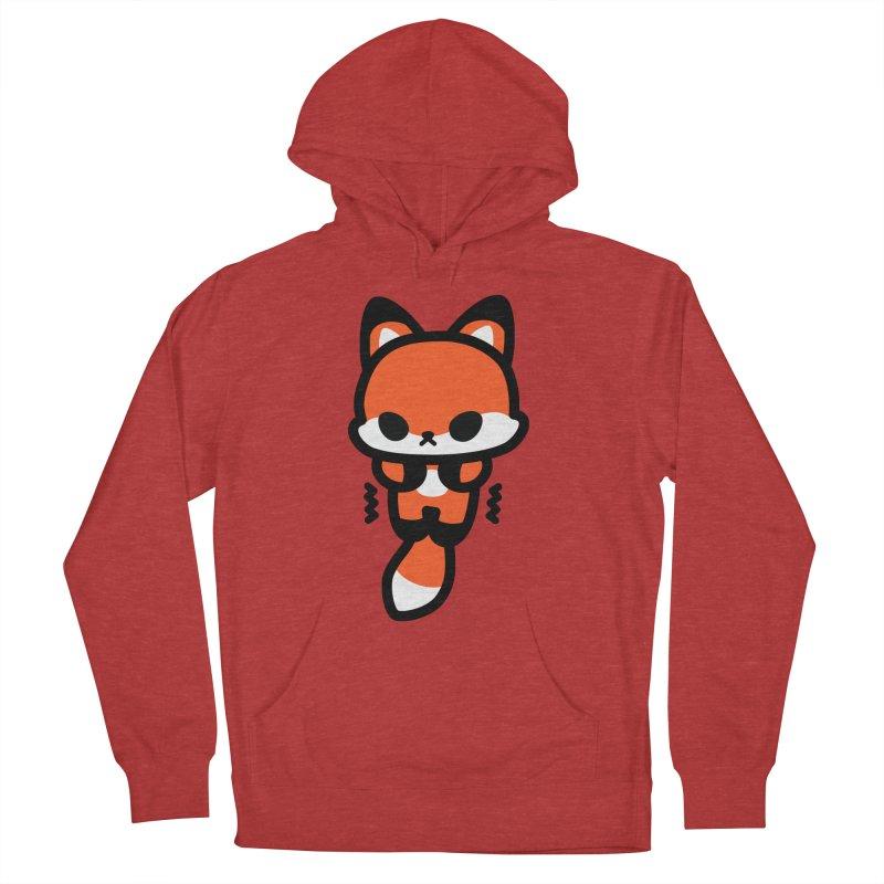 scaredy scaredy fox Men's Pullover Hoody by Ziqi - Monster Little