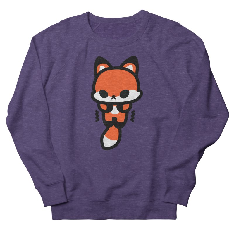 scaredy scaredy fox Women's Sweatshirt by Ziqi - Monster Little