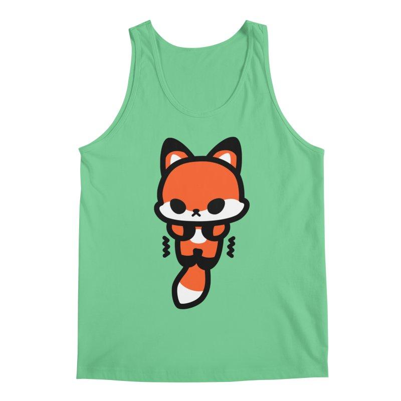 scaredy scaredy fox Men's Regular Tank by Ziqi - Monster Little