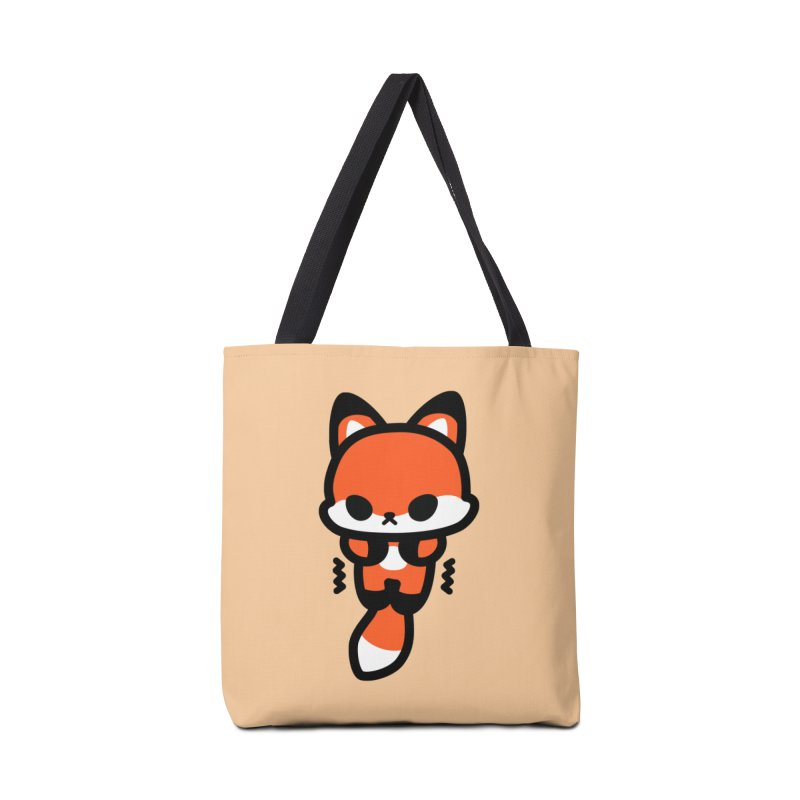 scaredy scaredy fox Accessories Tote Bag Bag by Ziqi - Monster Little