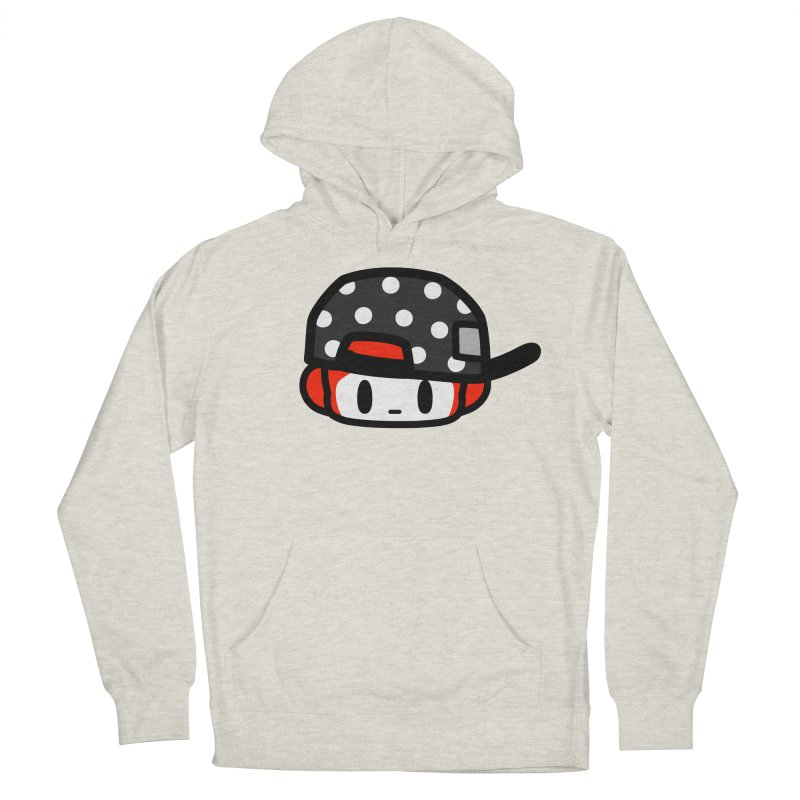 I am hip Women's French Terry Pullover Hoody by Ziqi - Monster Little