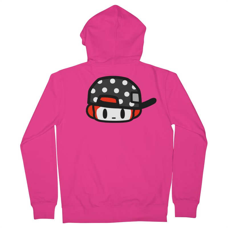 I am hip Men's French Terry Zip-Up Hoody by Ziqi - Monster Little