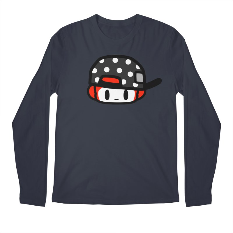 I am hip Men's Longsleeve T-Shirt by Ziqi - Monster Little