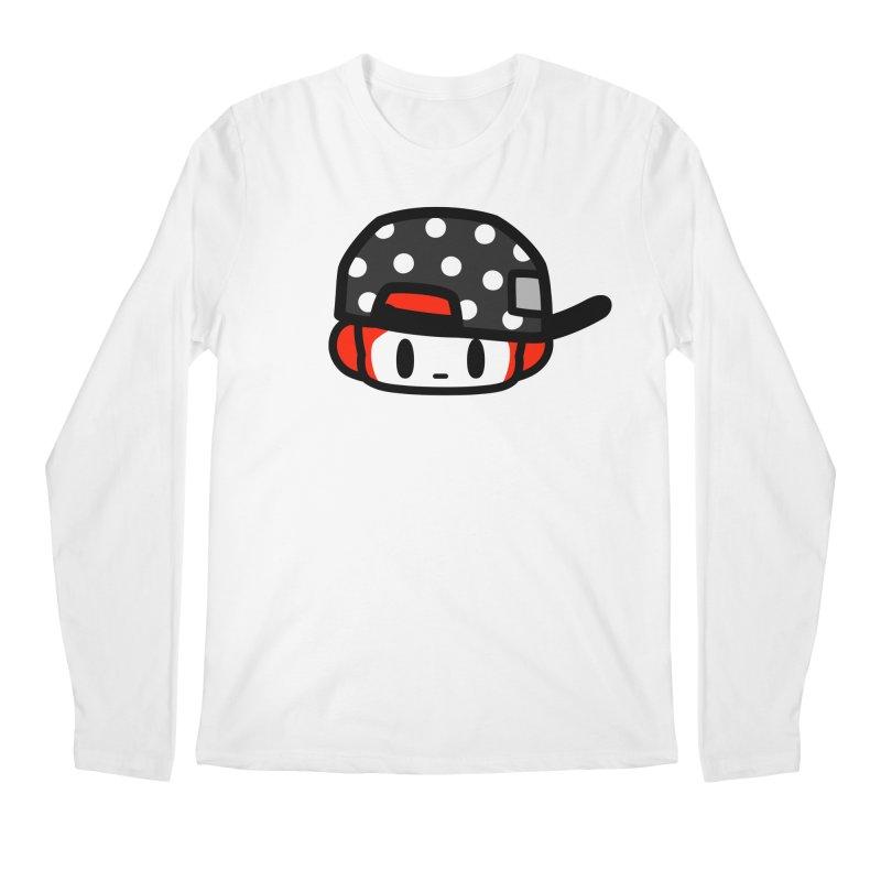 I am hip Men's Regular Longsleeve T-Shirt by Ziqi - Monster Little