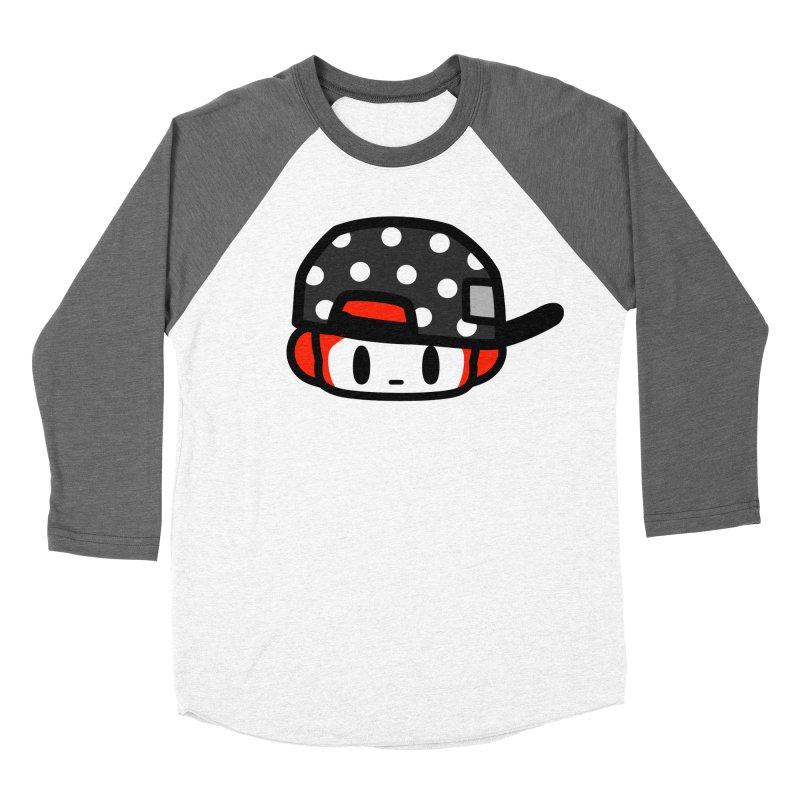 I am hip Men's Baseball Triblend Longsleeve T-Shirt by Ziqi - Monster Little