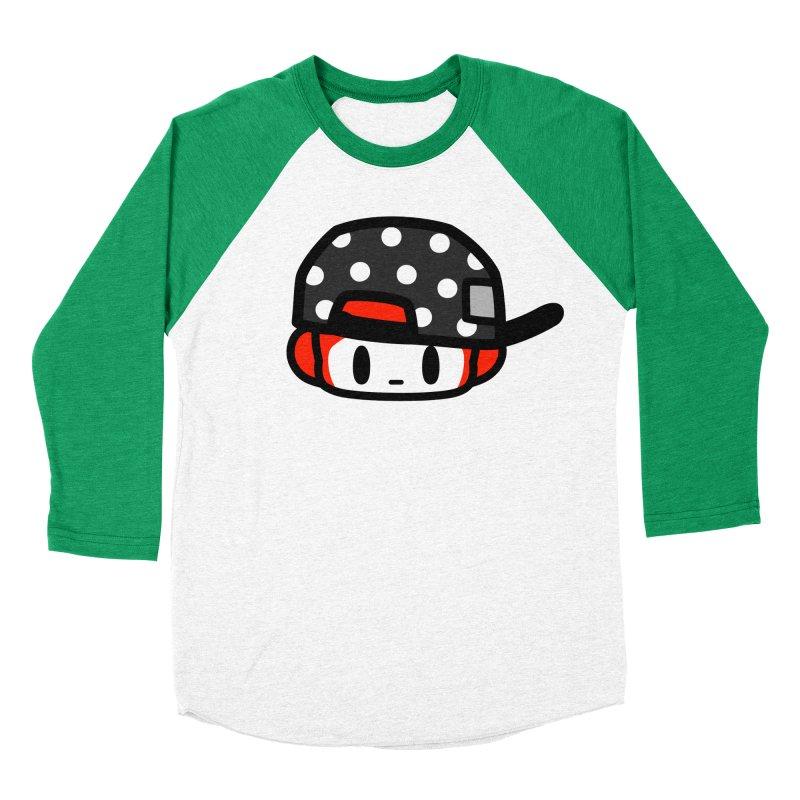 I am hip Men's Baseball Triblend T-Shirt by Ziqi - Monster Little