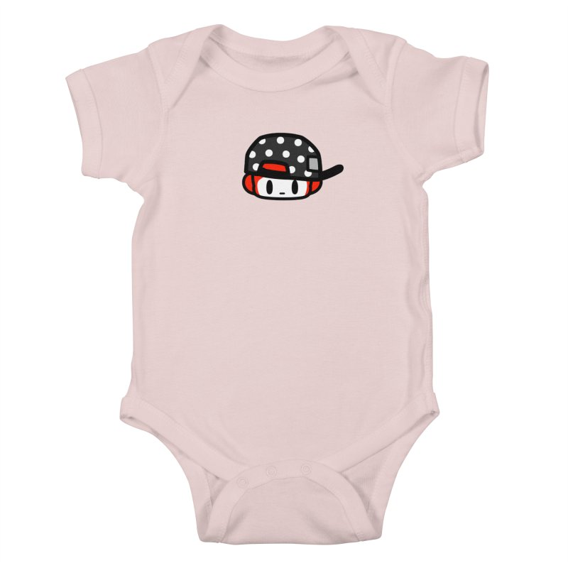 I am hip Kids Baby Bodysuit by Ziqi - Monster Little