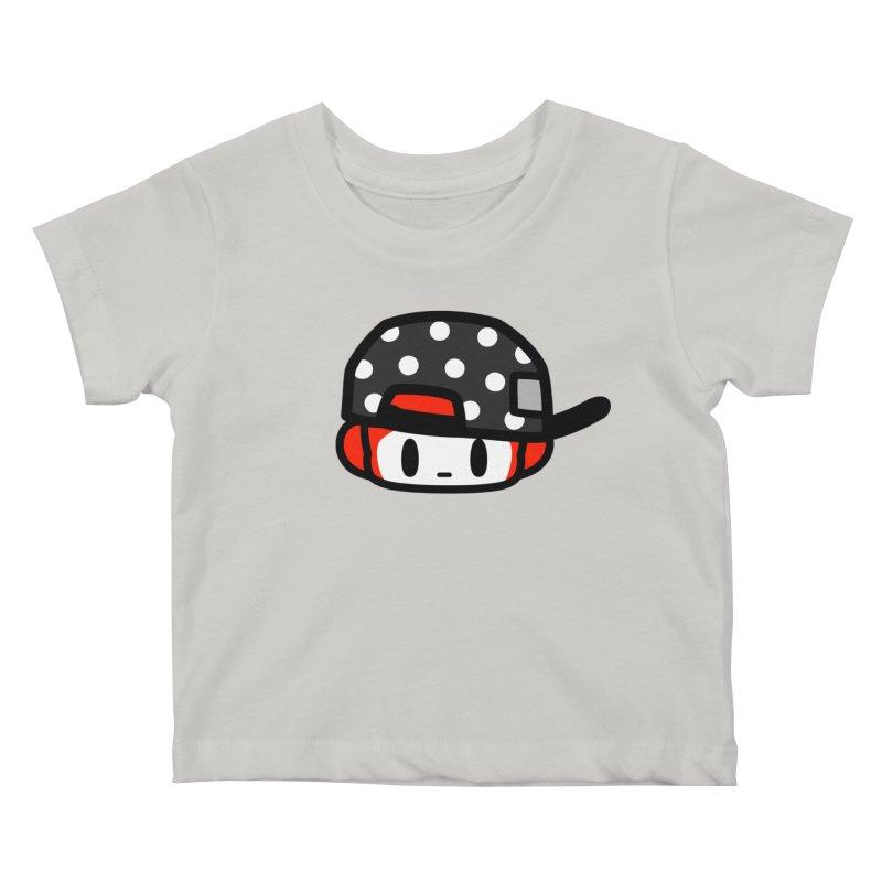 I am hip Kids Baby T-Shirt by Ziqi - Monster Little