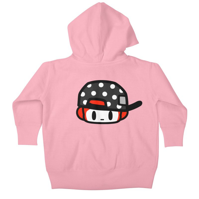 I am hip Kids Baby Zip-Up Hoody by Ziqi - Monster Little