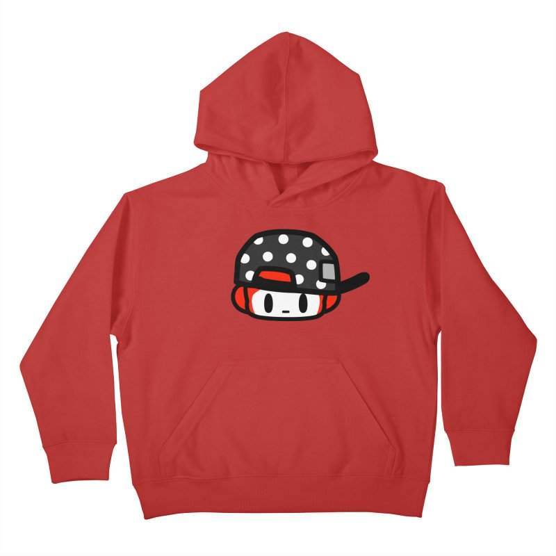 I am hip Kids Pullover Hoody by Ziqi - Monster Little