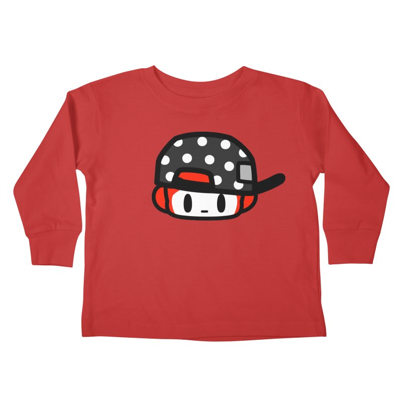 I am hip Kids Toddler Longsleeve T-Shirt by Ziqi - Monster Little