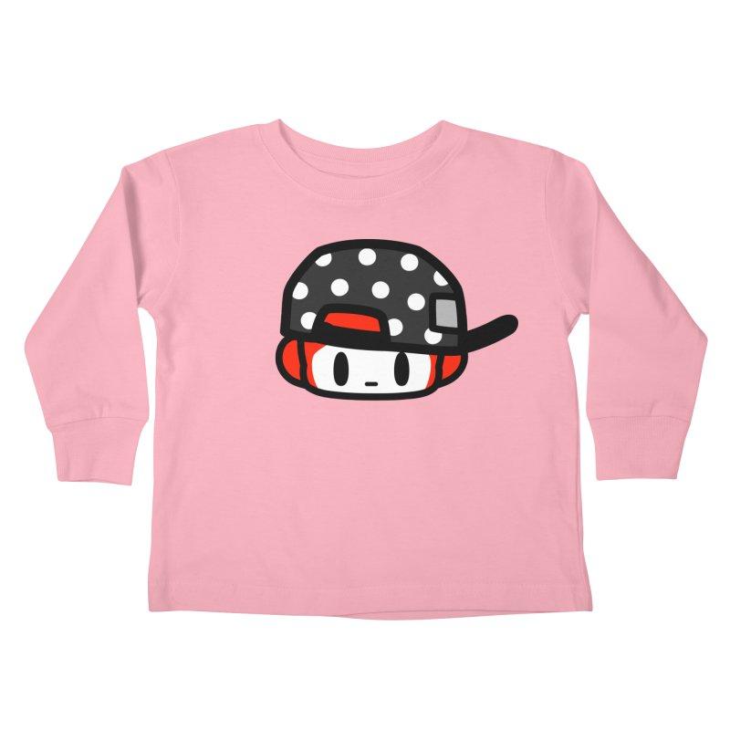 I am hip Kids Toddler Longsleeve T-Shirt by Ziqi - Monster Little