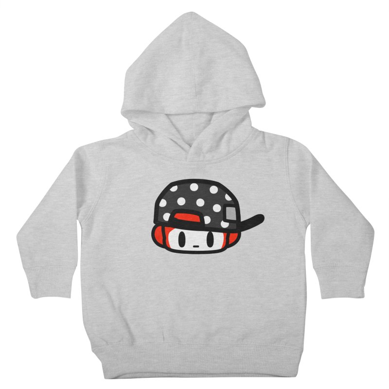 I am hip Kids Toddler Pullover Hoody by Ziqi - Monster Little