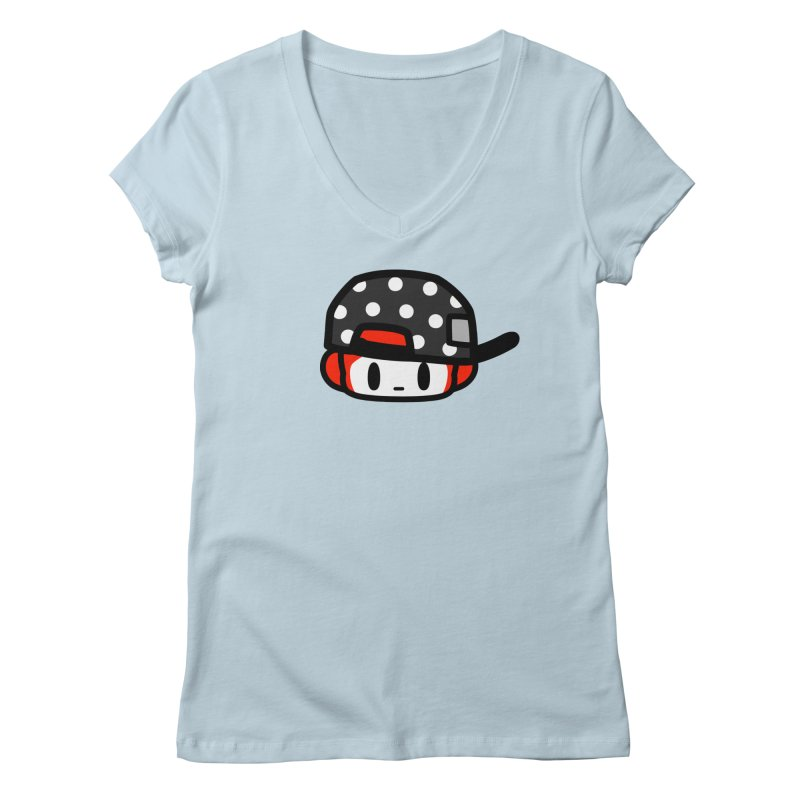 I am hip Women's V-Neck by Ziqi - Monster Little